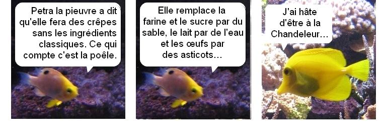 poisson chandeleur